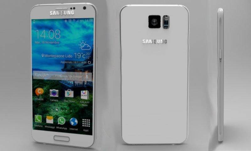 Smartphones mais rápidos do mundo - Galaxy S6