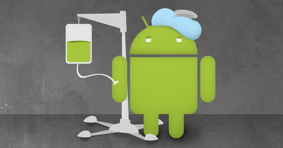 vírus de android se disfarça eprejudica aparelho