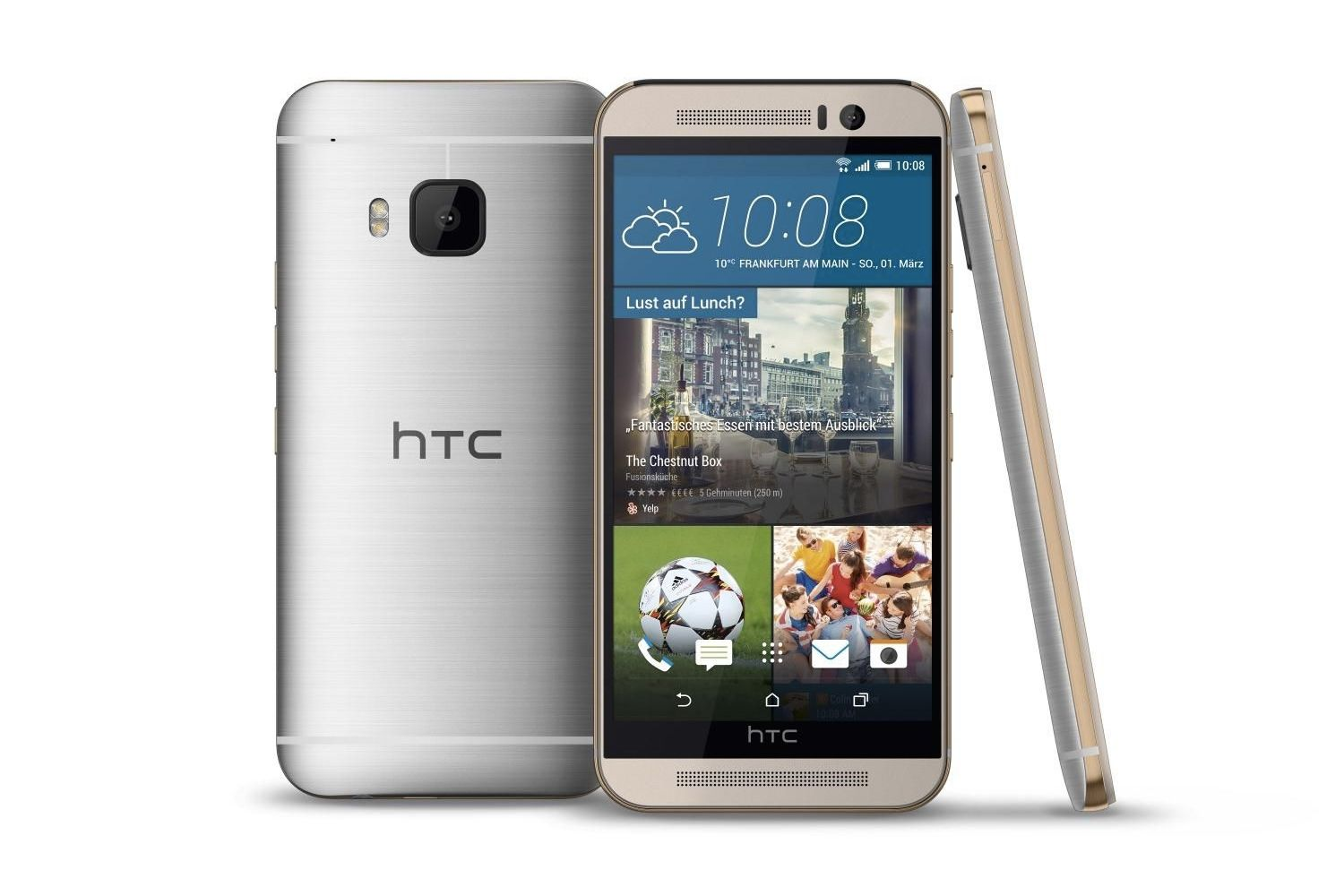 Smartphone HTC One M9