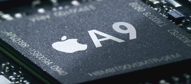 Processador A9 do iPhone 6S e suposto iPhone 5SE