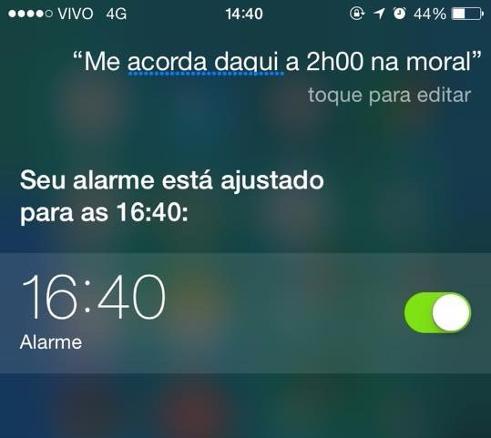 Dicas android e iOS Siri do iOS
