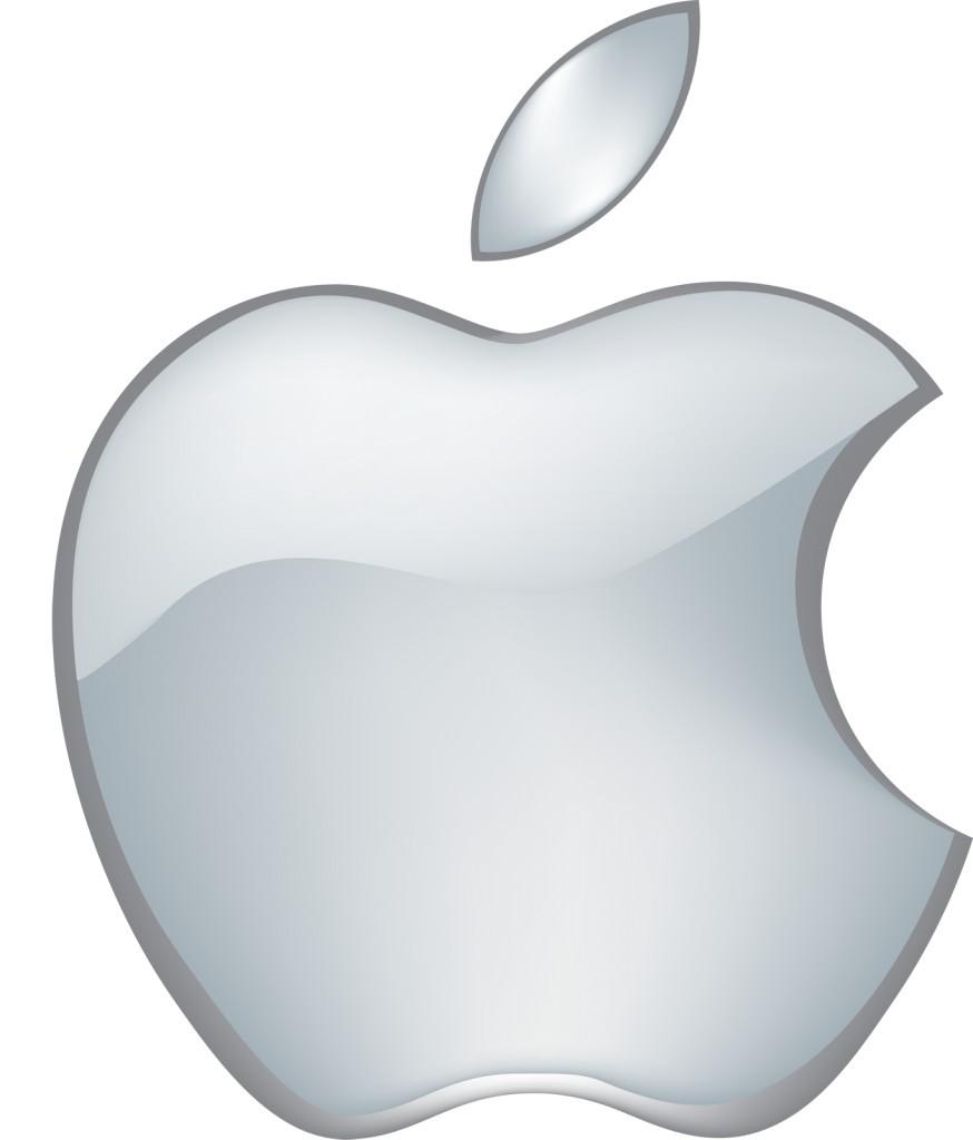logo da marca apple