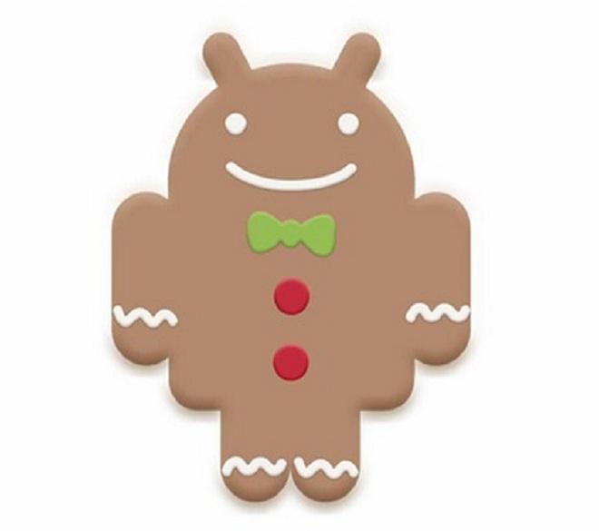 atualização sistema operacional android gingerbread