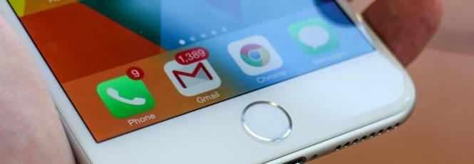 violação do botão home do iPhone 6 e 6s