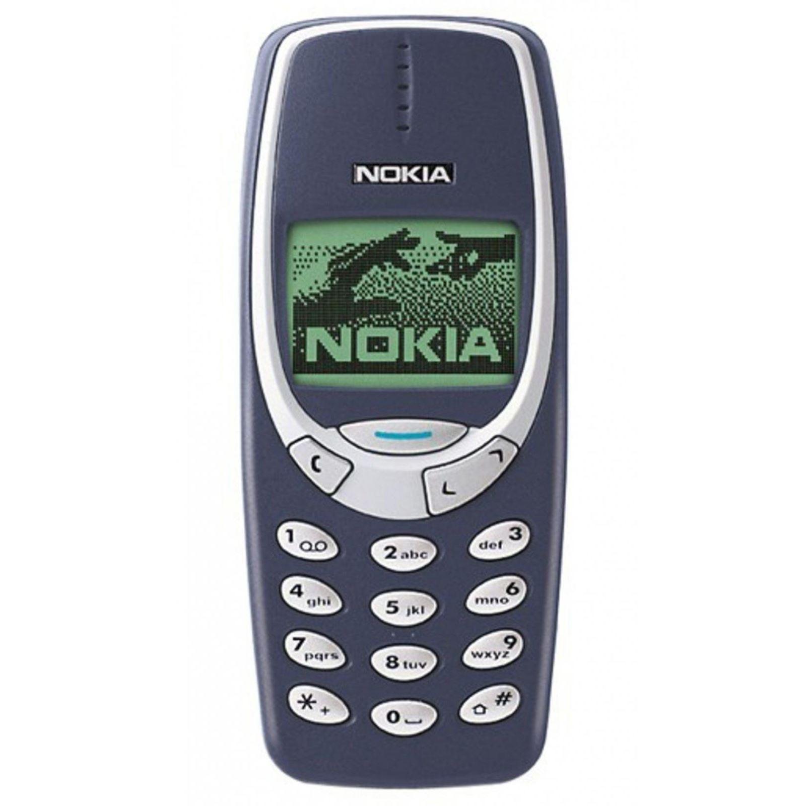 celulares mais vendidos Nokia 3310