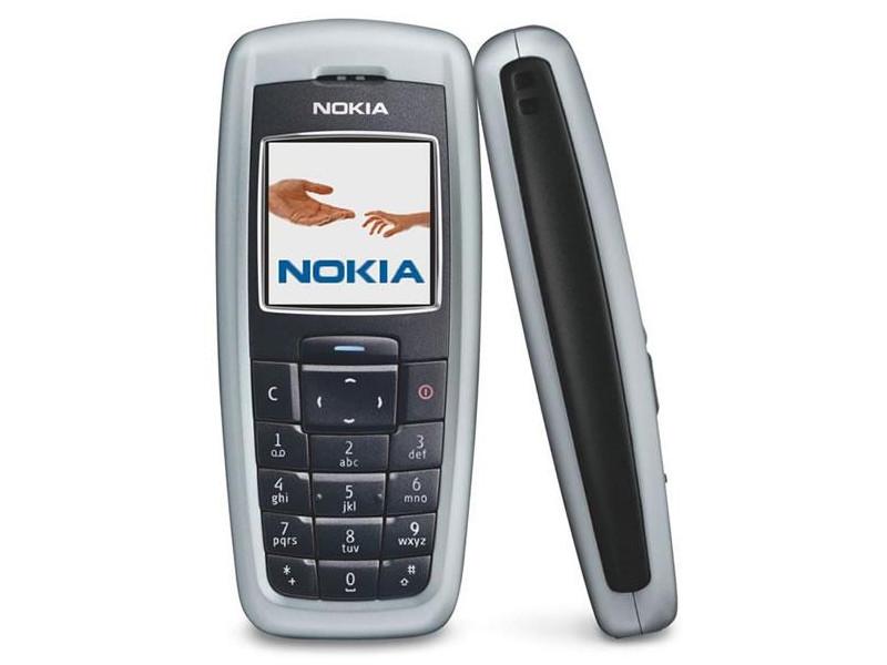 celulares mais vendidos de todos os tempos Nokia 2600
