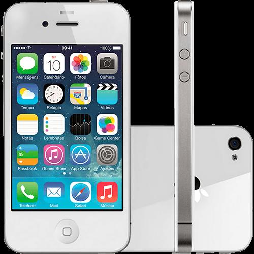 celulares mais vendidos iPhone 4s