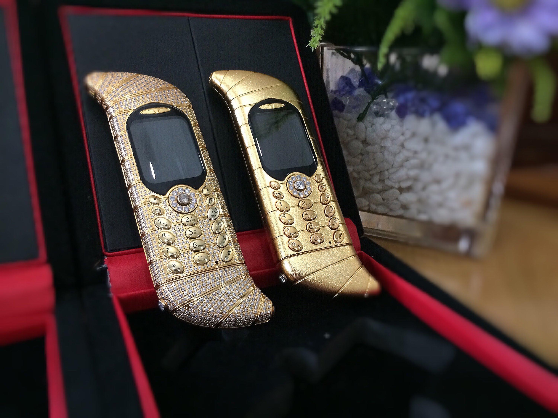 smartphone goldvish le milion