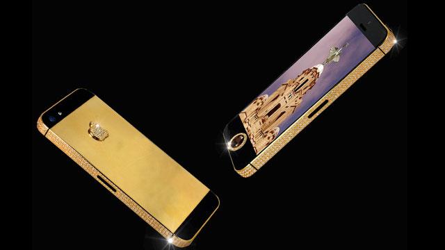 smartphone iphone 5 black diamond