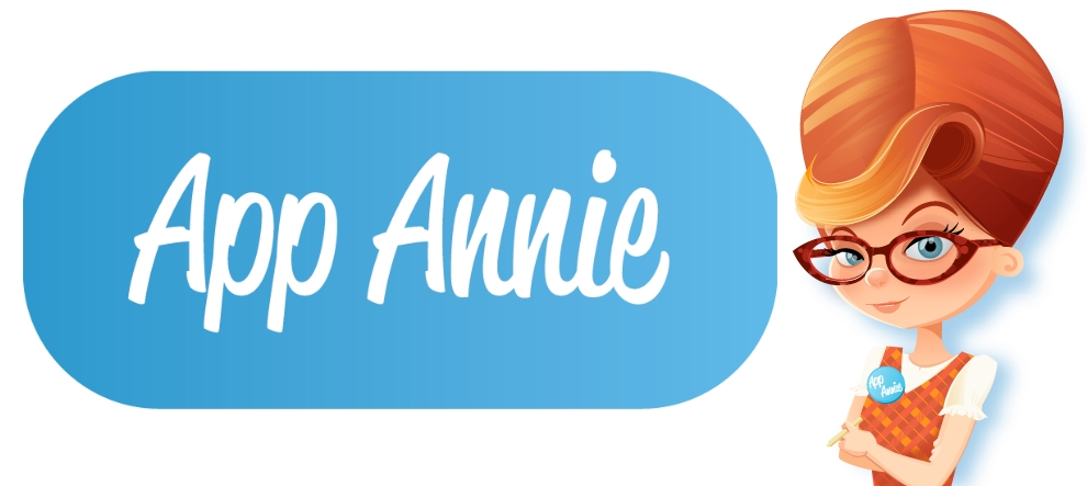 logo do aplicativo app annie