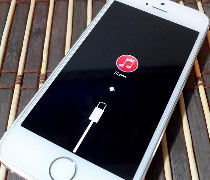 modo de recuperação iphone 6 e 6s