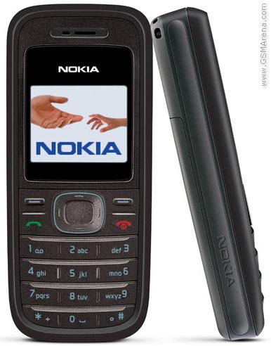 celulares mais vendidos Nokia 1208
