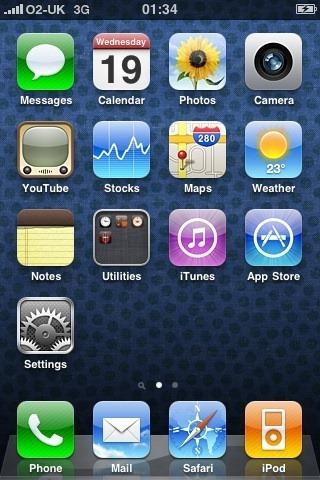 sistema ios versão 4.0 apple