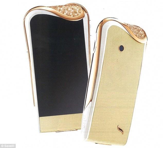 smartphone Savelli