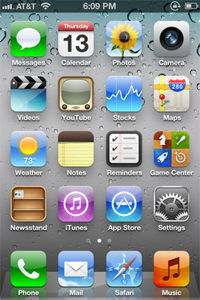 atualização do ios para a versão 5 apple