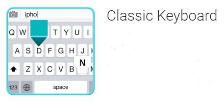 app classic keyboard