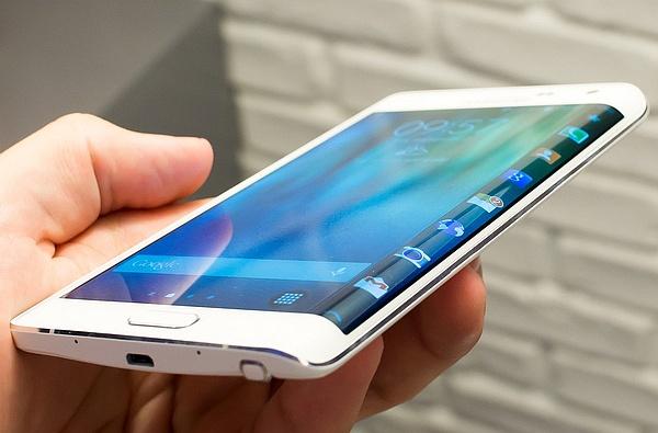 display do smartphone samsung galaxy s7