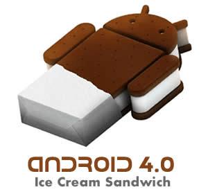 versão do sistema operacional android 4.0 ice cream