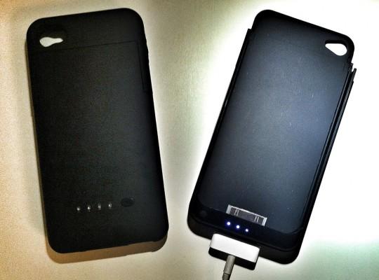 capa para celular que carrega bateria