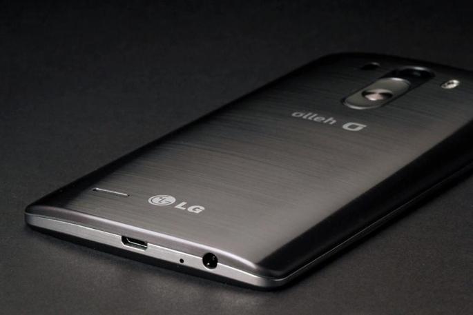 metal do smartphone lg g5
