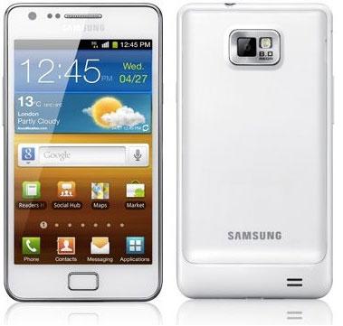 smartphone samsung galaxy s2