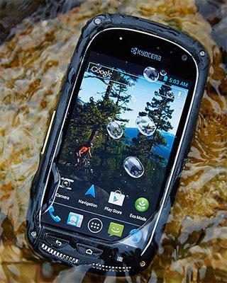kyocera torque smartphones resistentes