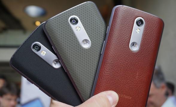 moto x force smartphones resistentes