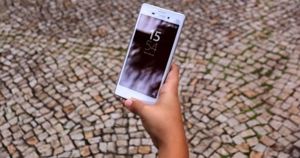 xperia m4 aqua smartphones resistentes