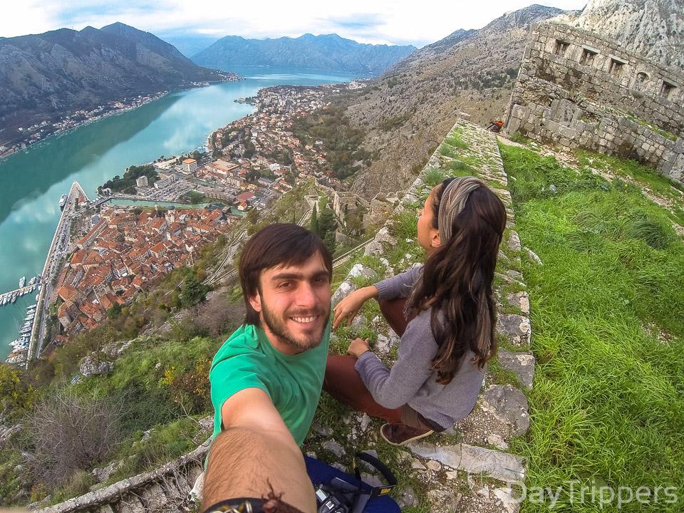 Daytrippers em viagem para Montenegro