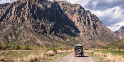 Blogueiros do Daytrippers no Quirquistão