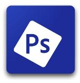 smartphone e fotografia aplicativo photoshop express