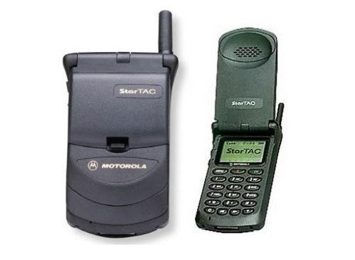 celular antigo startac