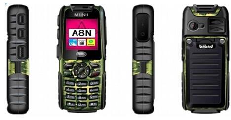 celular land rover militar