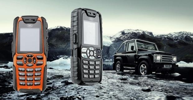 celular land rover s1 phone