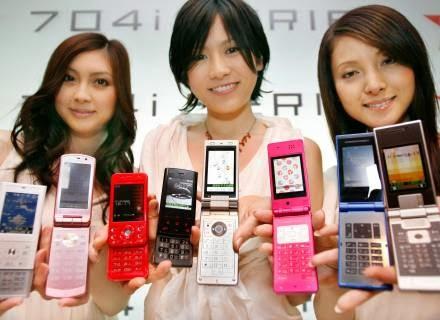 japão celular antigos flip