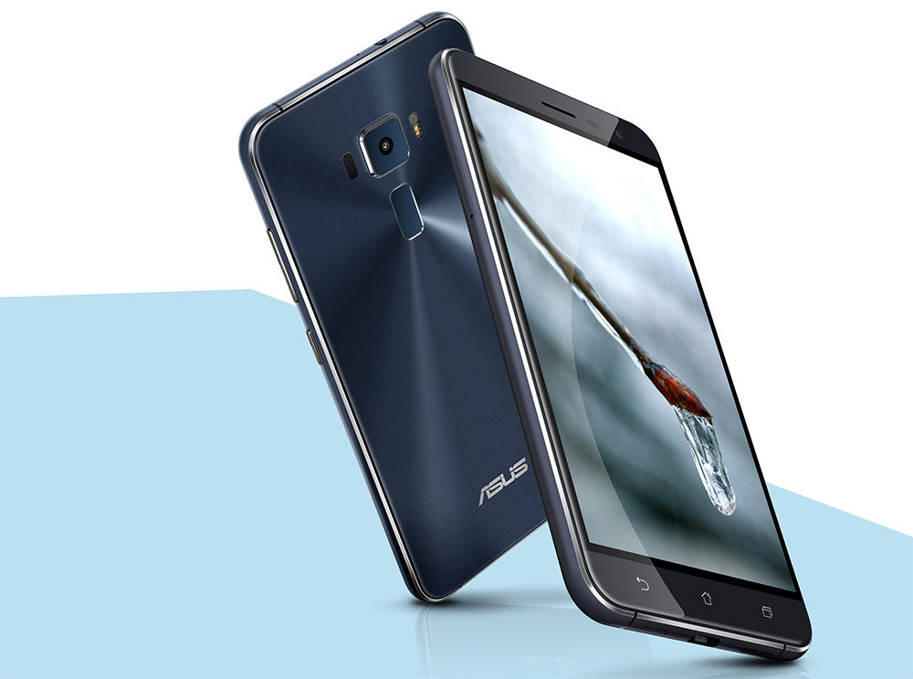 smartphones lançamento asus zenfone 3