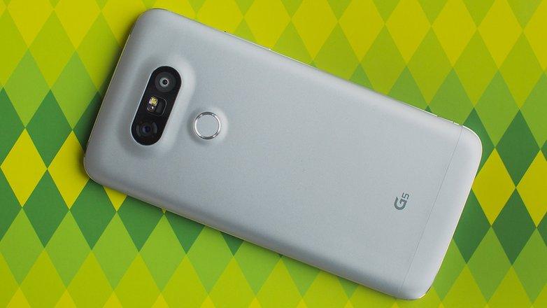 smartphones lançamento lg g5 se