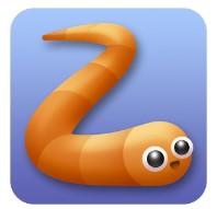 aplicativo para celular slither.io