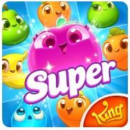 farm heroes super saga é um dos aplicativos mais baixados de julho
