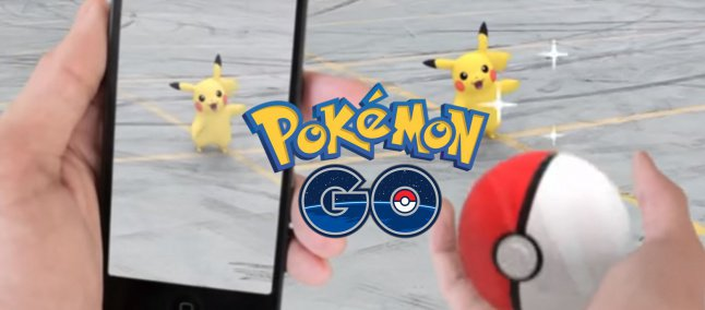 pikachu pokemon go