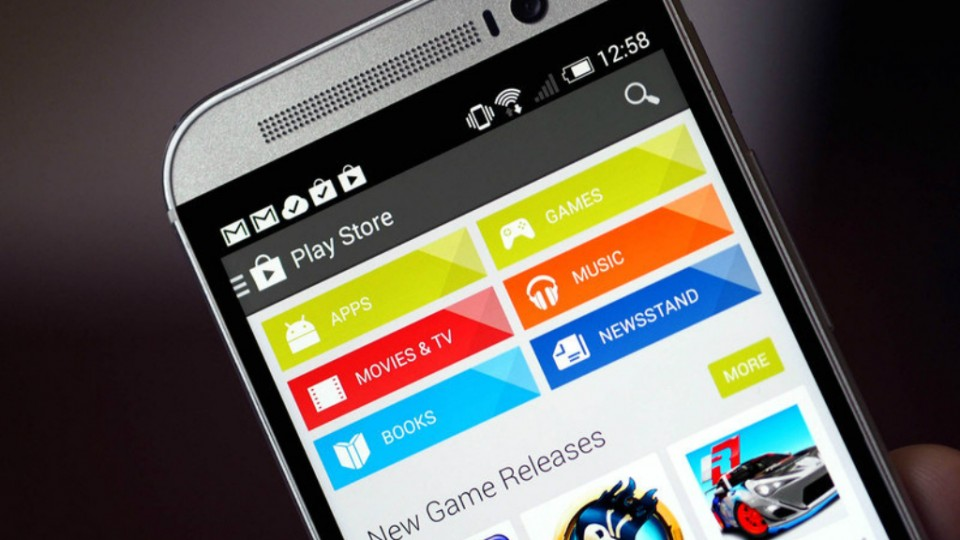 google play que possibilita compartilhar apps