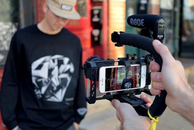 na hora de comprar smartphone cameras são levadas em consideração