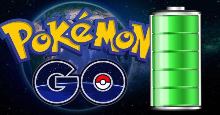 pokemon go bateria
