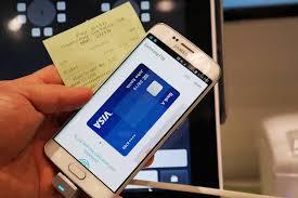 Novo pagamento Samsung Pay