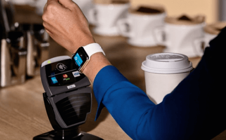 apple pay watch pagamento