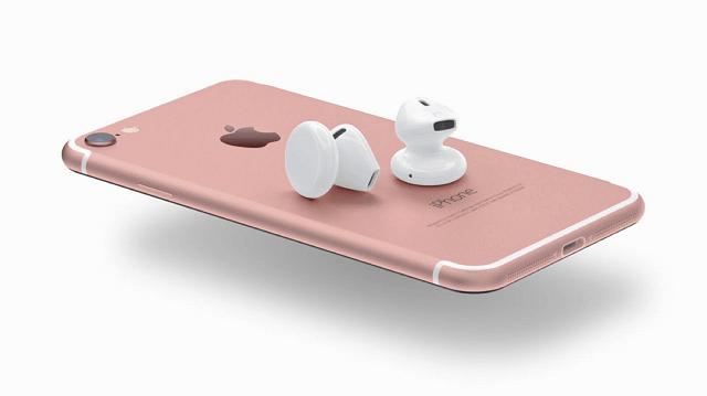 Fones de ouvido sem fio