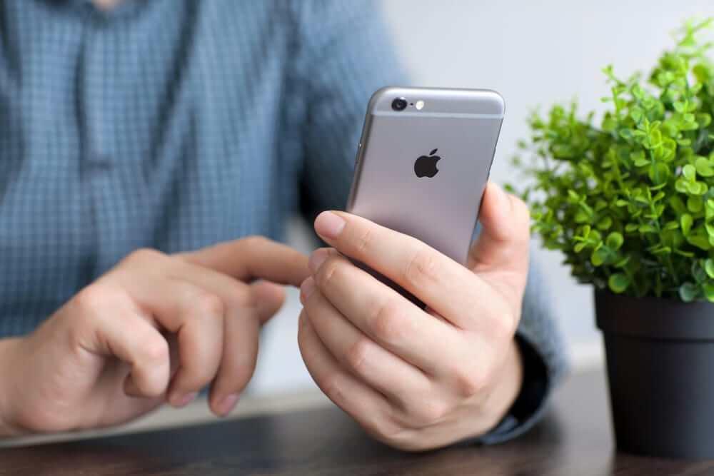 iphone preço