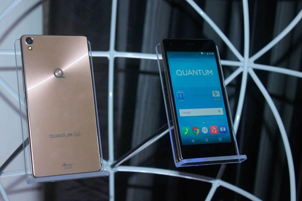 smartphones quantum