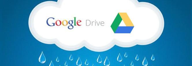 salvar arquivos no drive