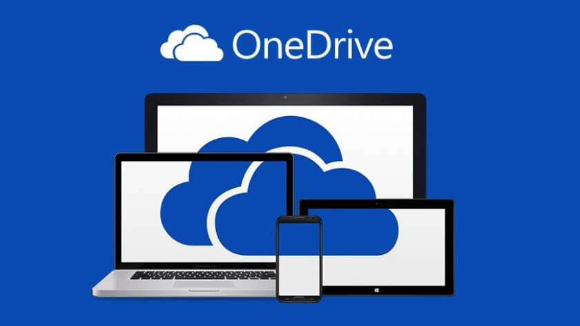 salvar arquivos nuvem onedrive